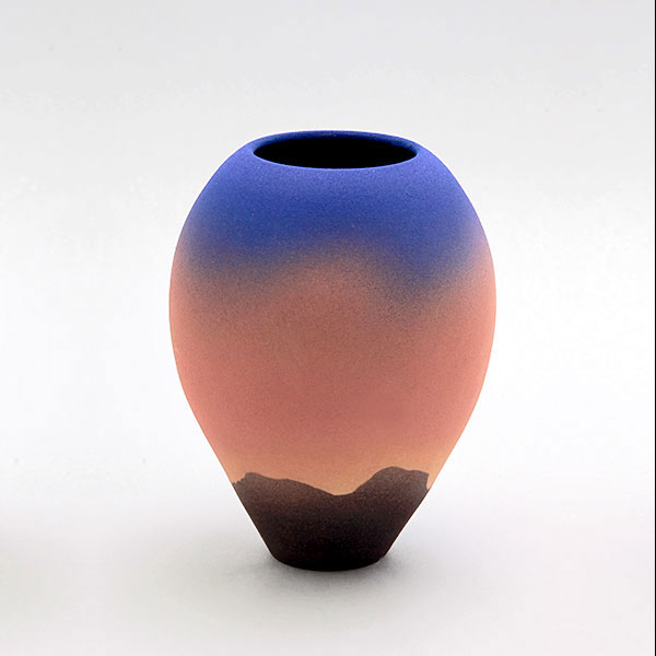 Jan Twyerould - CERAMIC VASE